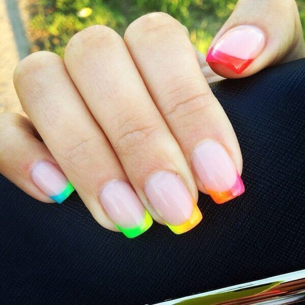 Ideas for summer nails