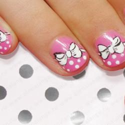 Short nails photo