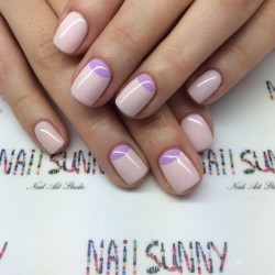 Accurate nails photo