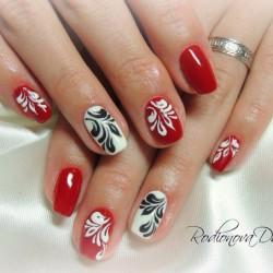 Interesting nails photo