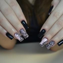 Elegant nails photo