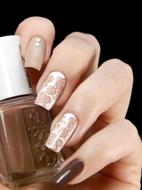 Autumn nails 2015