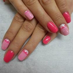 Manicure nail design photo
