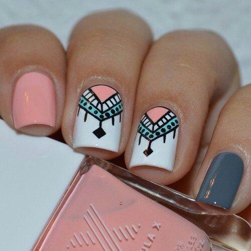 Interesting nails
