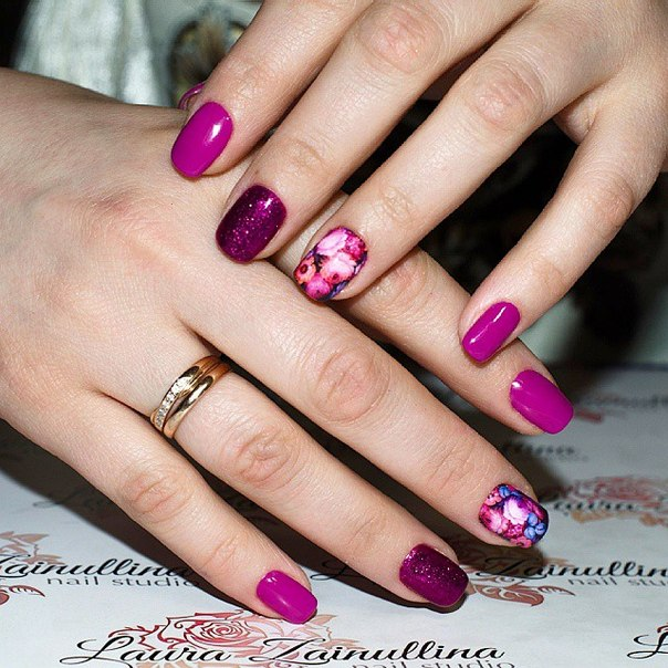 Nail Art History: Best Nail Art Designs Gallery