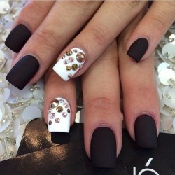 Fashionable nails trends 2016 photo