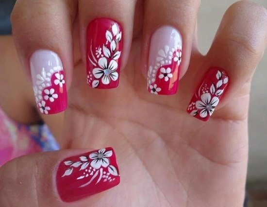 Cheerful nails