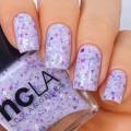 Glitter beautiful nails 2016