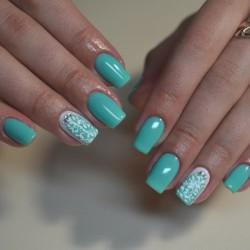 Shellac nails photo