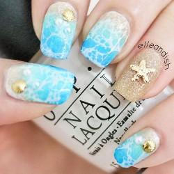 Marine nails photo