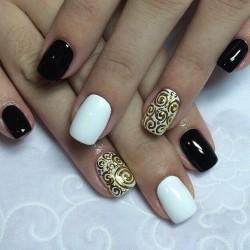 Ordinary nails photo