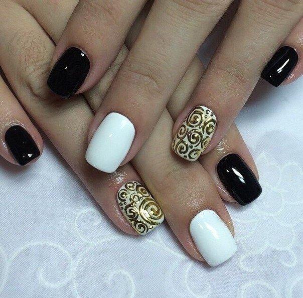 Shell polish nails 2016