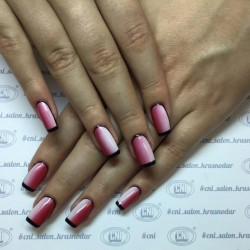 Artificial nails photo