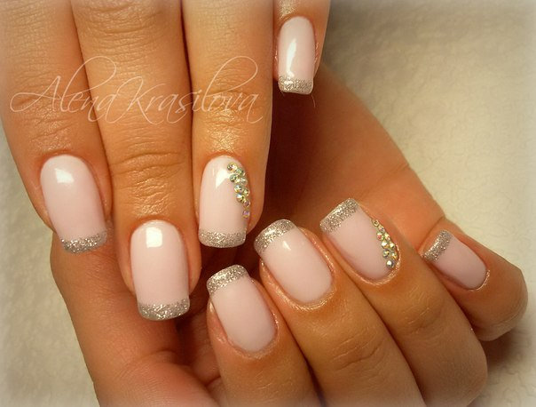 Wedding nails 2016