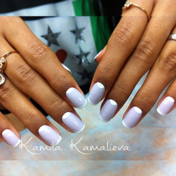 Nail art 376 best nail art designs gallery bestartnails french nails ideas 2016 urmus Image collections