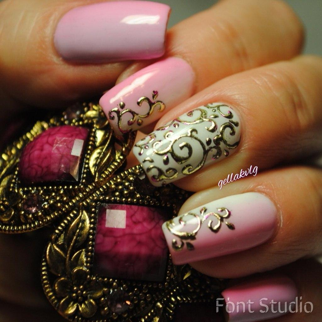 Nail Art #377 - Best Nail Art Designs Gallery | BestArtNails.com