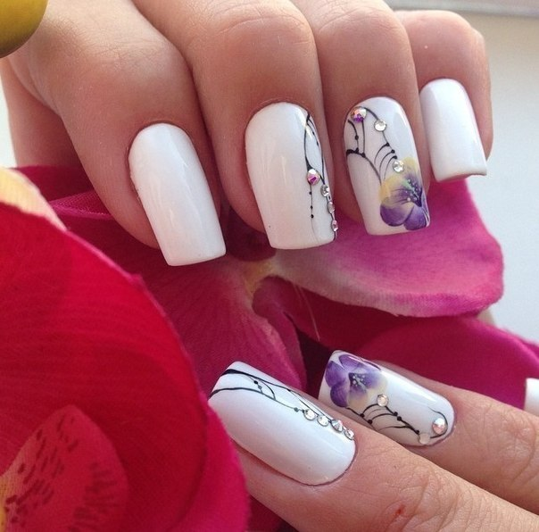 Business nails