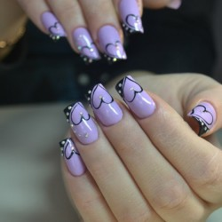 Fantasy nails photo