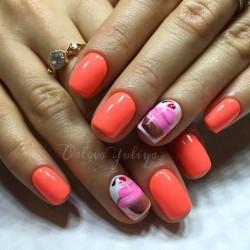 Sweet nails photo