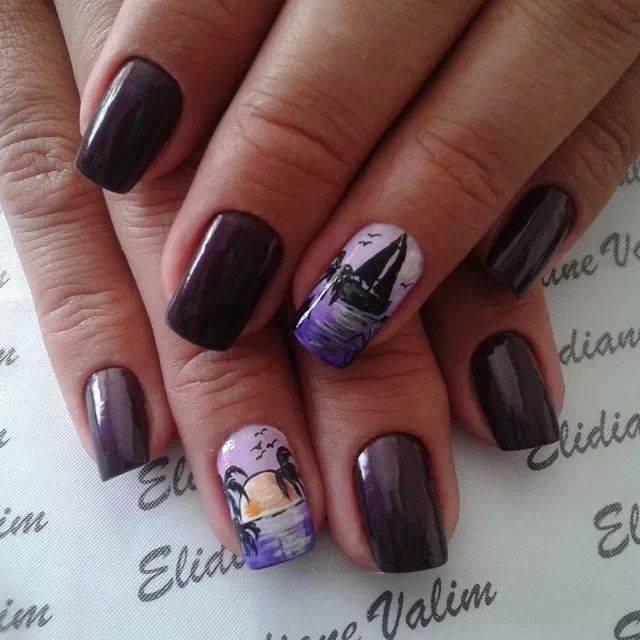 Calm nails