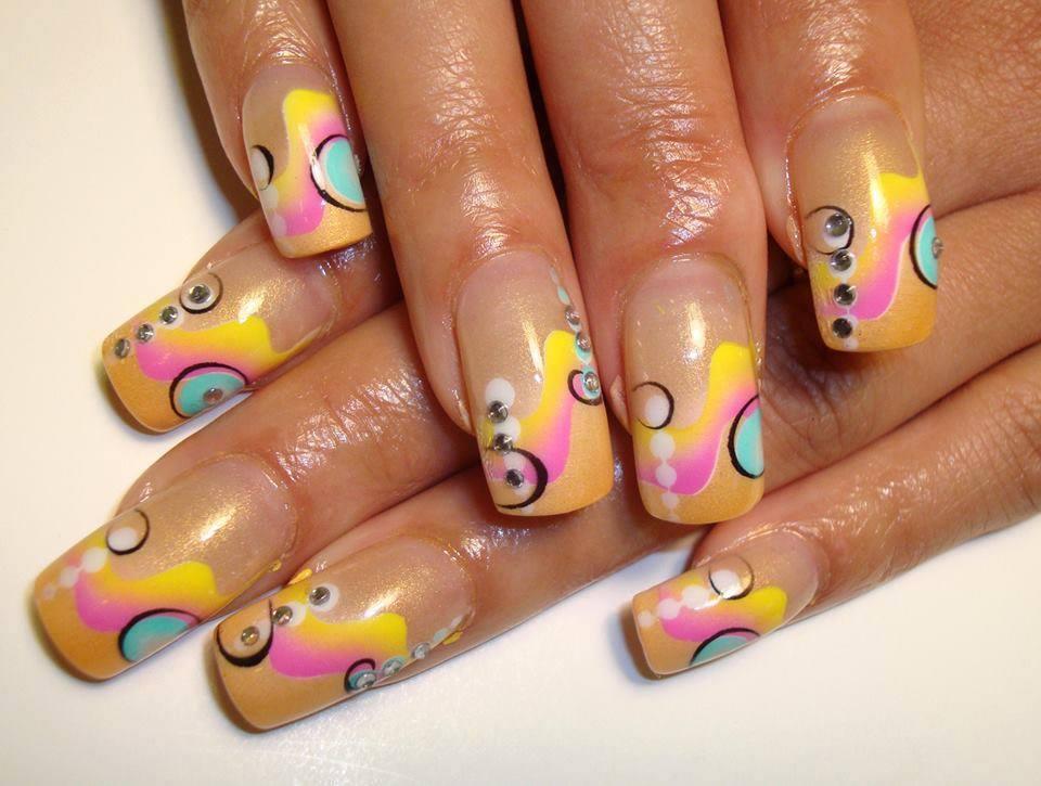 Nail Art #455 - Best Nail Art Designs Gallery | BestArtNails.com