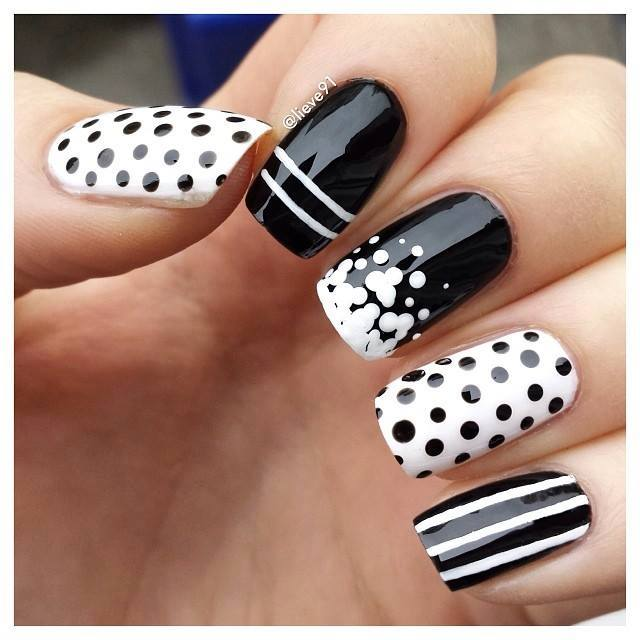 Beautiful nails 2016 - Nail Art #460 - Best Nail Art Designs Gallery BestArtNails.com