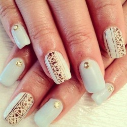 Nails for September 1 photo