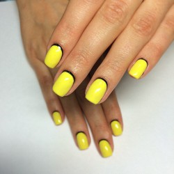 Summer gel polish  photo