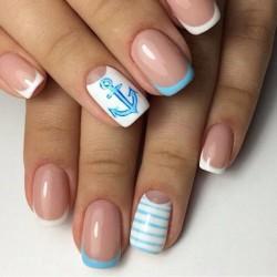 Anchor nails photo