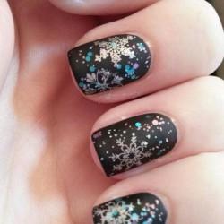 Stamping nails photo