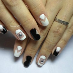 Attractive nails photo