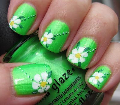 Daisies On Nails The Best Images Bestartnails