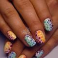 Bright nails