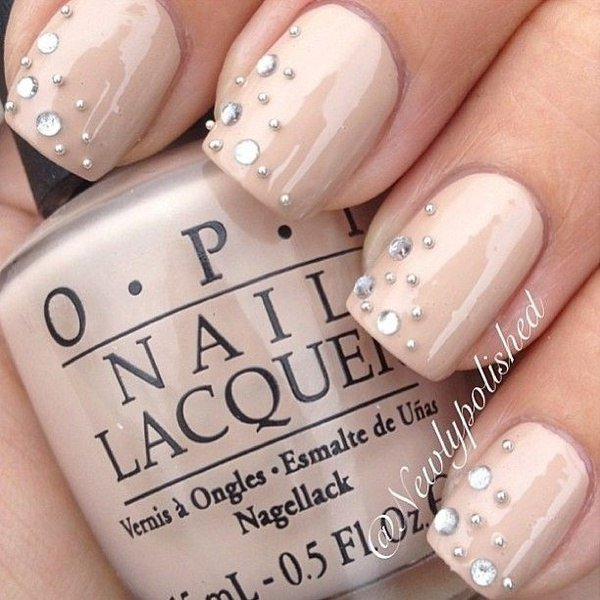 Nail art 994 best nail art designs gallery bestartnails beige nails prinsesfo Images