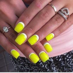Ruffian nails photo