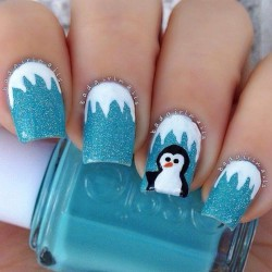 February nails photo