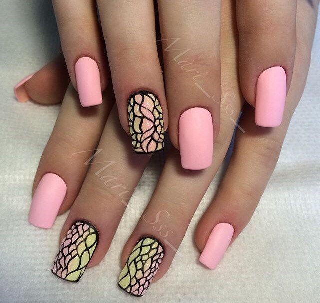 Nail art 1174 best nail art designs gallery bestartnails gradient nails prinsesfo Images