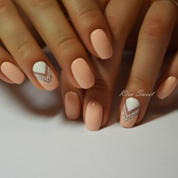 Nails for study photo