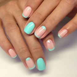 Summer gel polish 2016 photo