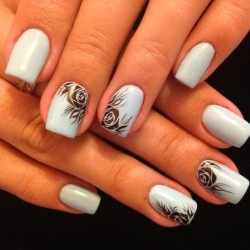 Fashion trends 2017 fall - Summer Autumn Nails 2016 The Best Images Bestartnails Com