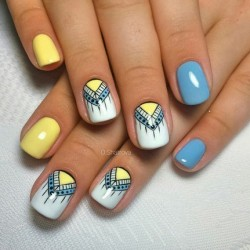 Indian nails photo