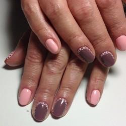 Summer autumn nails 2016 photo