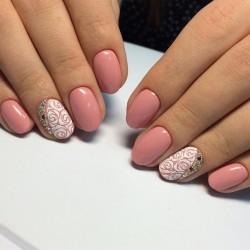 Delicate nails photo
