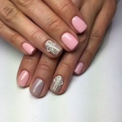 Pink and brown nails the best images bestartnails pink and brown nails photo prinsesfo Image collections