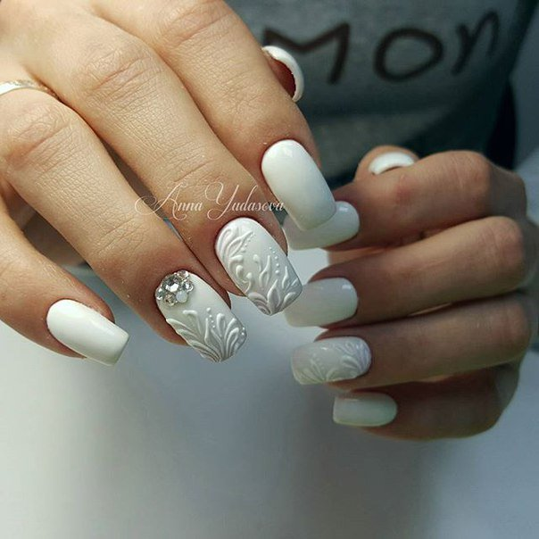 January nails - The Best Images   Page 3 of 5   BestArtNails.com