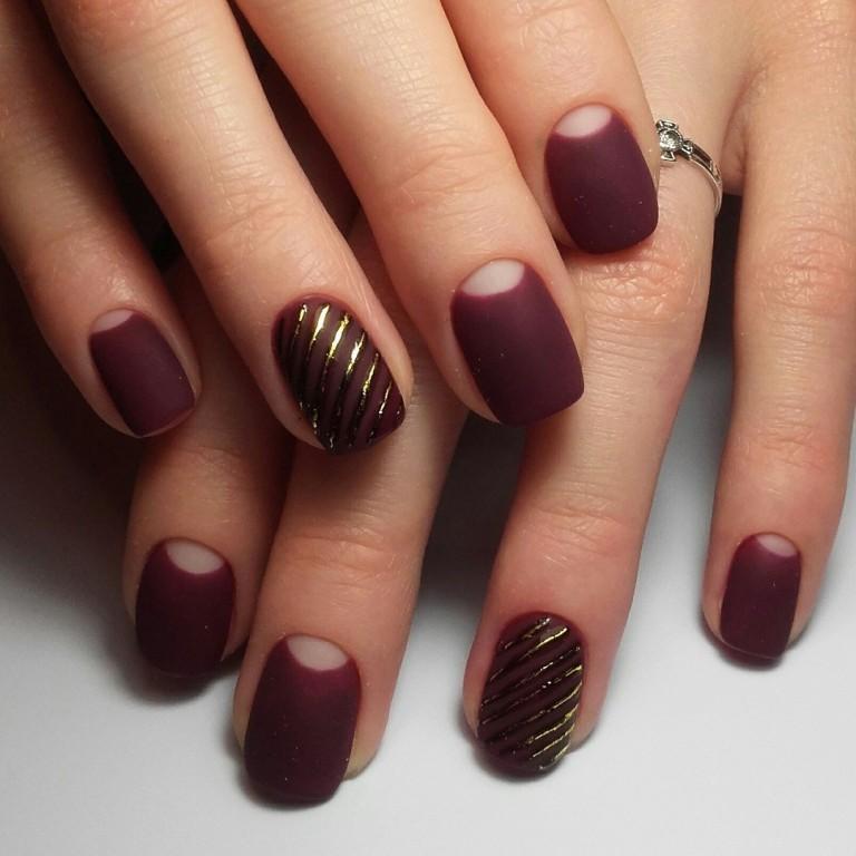 Moon nails - Nail Art #1375 - Best Nail Art Designs Gallery BestArtNails.com