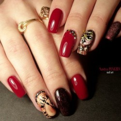 Slider nails photo