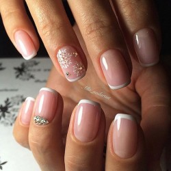 French manicure design the best images bestartnails french manicure design photo prinsesfo Images