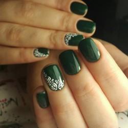 Green shellac photo