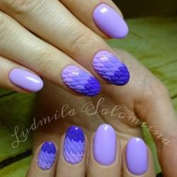 Spring nail designs photo